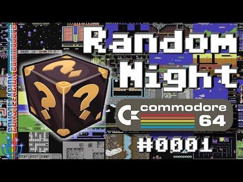 Random C64 Night #1