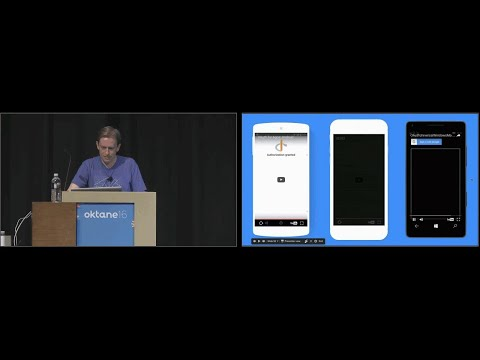Modernize your Mobile Apps with OAuth