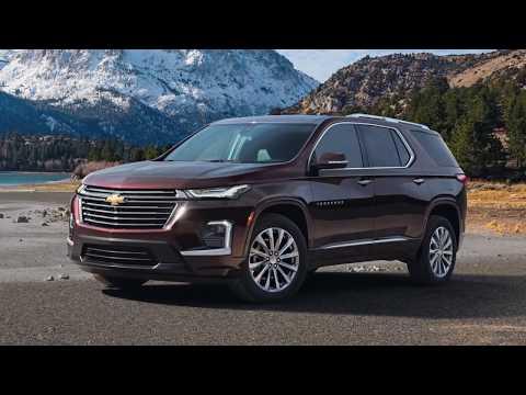 2022 Chevrolet Traverse  ? Features, Interior & Exterior Details