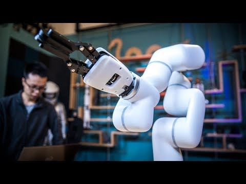 Meet the xArm 7 Programmable Robot Arm!