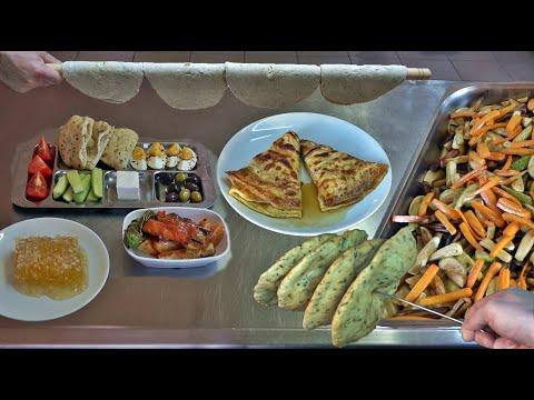 Traditional Turkish Breakfast Varieties 6