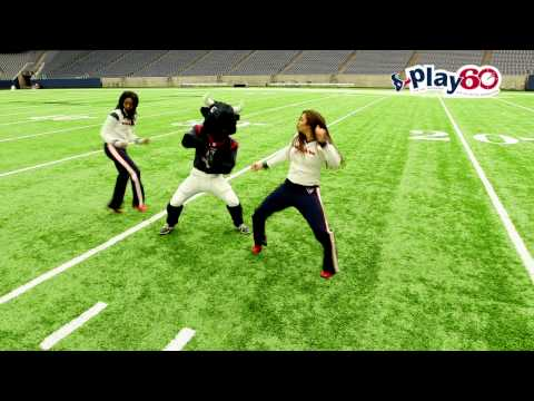 Play 60® with Houston Texans Strength and Conditioning
