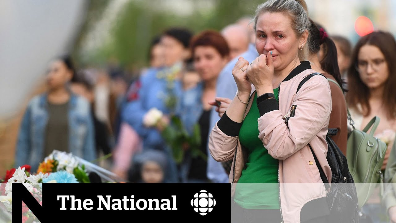 9 killed in Russia school shooting
