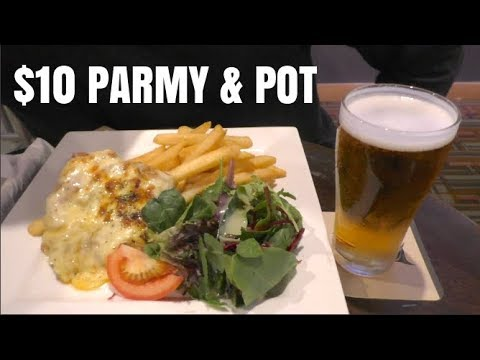 $10 Pub Meal - Parmy and Pot - UCGXHiIMcPZ9IQNwmJOv12dQ