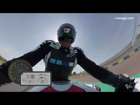 A lap around Le Mans with GoPro?