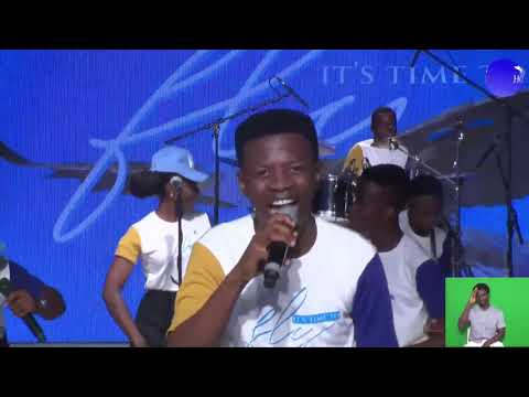 PSF MINSTREL MINISTRATION  RCCG CONGRESS 2020 DAY 2