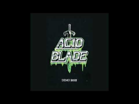 Acid Blade (Ger) - Ablaze at Midnight