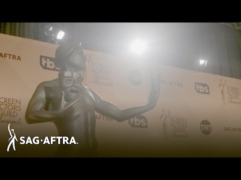 Behind The Scenes at the 23rd Annual SAG Awards Nominations