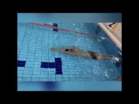 【水泳】スイムドリル/フィンガーネイル<琉球アスティーダトライアスロンチーム>