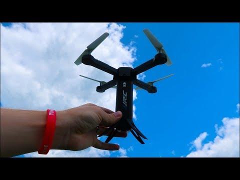 Folding Arm Tower Camera Drone - JJRC H51 Rocket Drone - TheRcSaylors - UCYWhRC3xtD_acDIZdr53huA