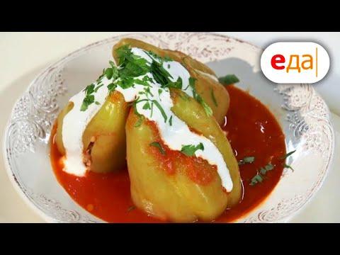 Окрошка и фаршированные перцы | Кухня по заявкам | Илья Лазерсон
