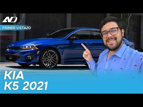 Adiós Kia Optima, ¡Hola Kia K5! - Primer vistazo digital