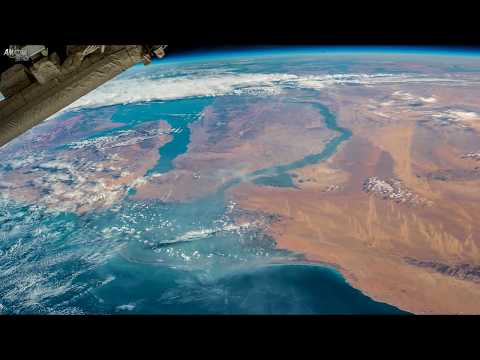 Views From The International Space Station: Earth From Space