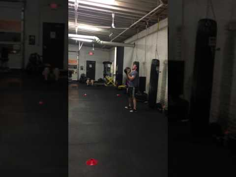 AX Fitness strength rounds