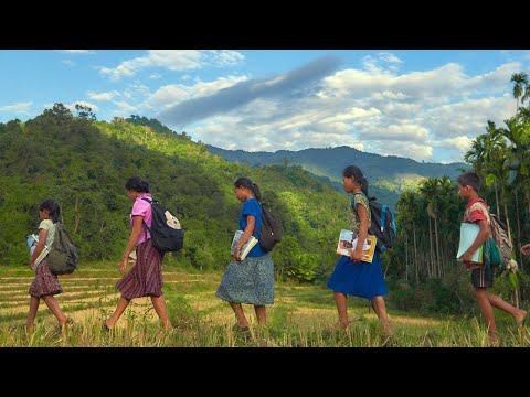 Barnrättsambassadörer i Myanmar