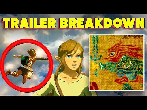Zelda: Breath of the Wild 2 E3 2021 Trailer Breakdown and Theories