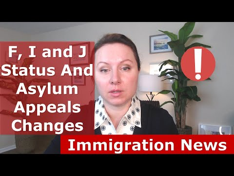 No More Duration of Status for F, I and J visa and Asylum Appeals Changes NYC Immigration Lawyer