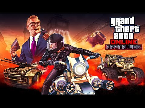 "GTA 5 New Update - GTA 5 ""Arena War"" DLC Spending Spree!! (GTA 5 Spending Spree) - UC2wKfjlioOCLP4xQMOWNcgg"