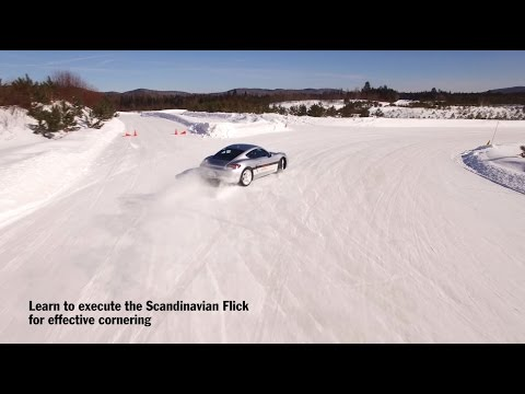 Porsche Camp4 Canada ? Scandinavian Flick