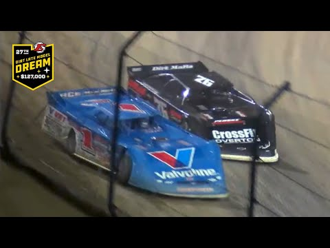 27th Dirt Late Model Dream Feature | Eldora Speedway 6.10.2021 - dirt track racing video image