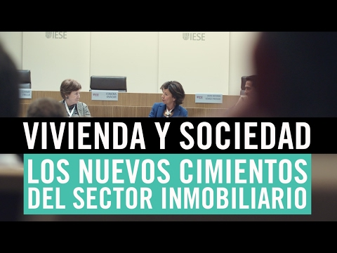 Vivienda y sociedad: los nuevos cimientos del sector inmobiliario