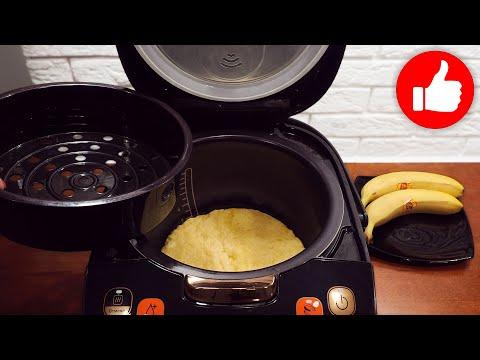 10 минут! Песочное пирожное Тающее во рту! Простой рецепт выпечки в мультиварке!