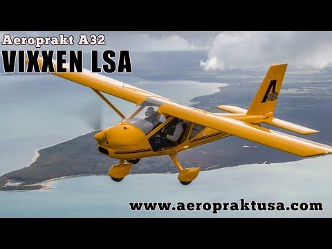Aeroprakt A32 Vixxen, Light Sport Aircraft,  Aeroprakt USA Midwest LSA Expo 2020 Mt. Vernon Illinois