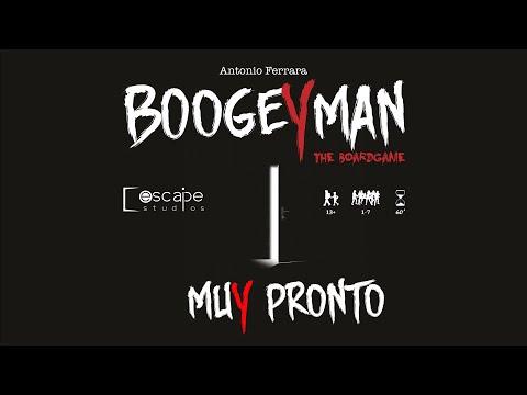 Boogeyman | Teaser de la Partida | Juego de mesa Kickstarter
