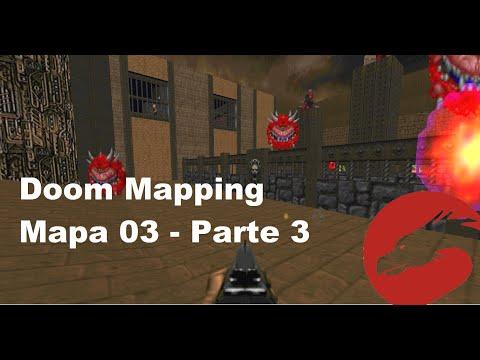 Fazendo um Mapa de Doom - Mapa 03 - Parte 3
