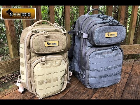 New Maxpedition RiftPoint & RiftBlade Backpack Review