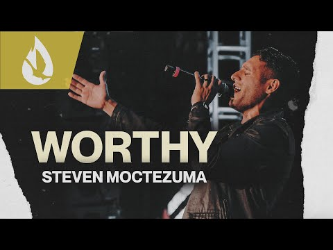 Worthy (by Elevation Worship)  Acoustic Worship Cover by Steven Moctezuma