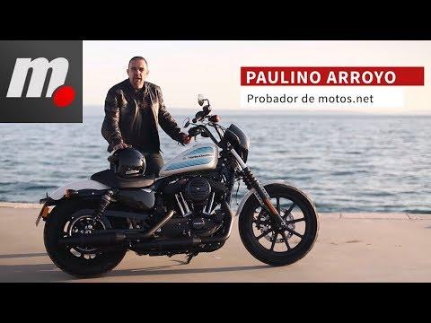 Harley Davidson Sportster Iron 1200 | Presentación / Primera Prueba / Test / Review en español