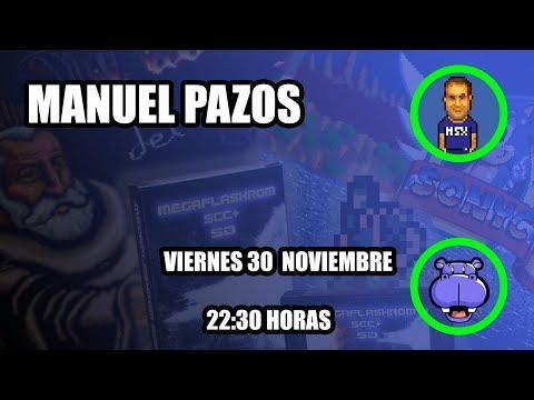 En directo con... Manuel Pazos