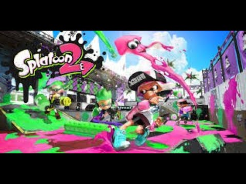 Lets Play Splatoon 2 Story Mode part 15