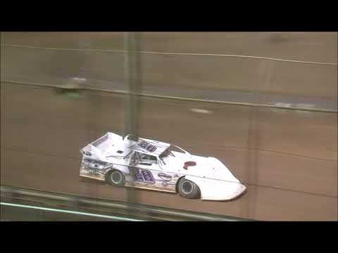 The Late Model feature from the Tyler County Speedway near Middlebourne, West Virginia on June 6, 2020. www.OVDTR.com - dirt track racing video image