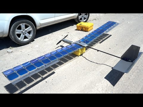 SOLAR FPV Plane V3 Crash and Testing - RCTESTFLIGHT - UCq2rNse2XX4Rjzmldv9GqrQ