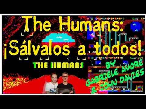 ZX-DEV Media & Demakes:  The Humans (Gabriele Amore/John Davies) comentado con Ariel Endaraues