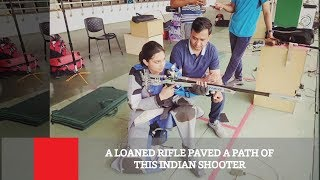 A Loaned Rifle Paved A Path Of This Indian Shooter