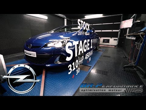 Opel Astra OPC 2.0T Remap Stage 1 By BR-Performance