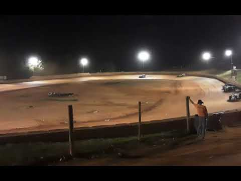 Ararat Thunder Raceway (602 Modified) - dirt track racing video image