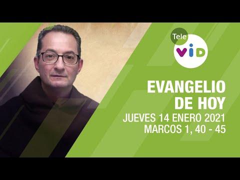El evangelio de hoy, Jueves 14 de Enero de 2021 📖 Lectio Divina – Tele VID