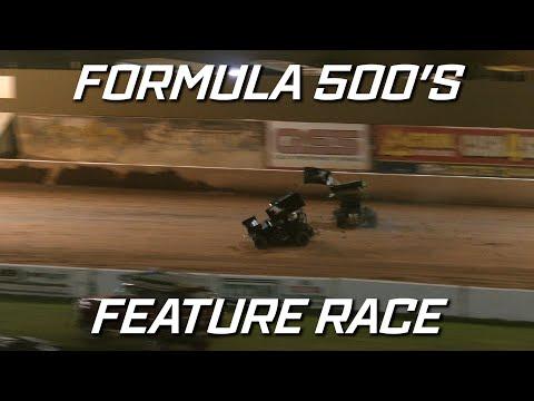 Formula 500's: A-Main - Archerfield Speedway - 02.10.2021 - dirt track racing video image