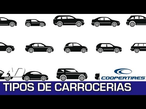 """¿Qué tipos de carrocerías de autos existen"""" - Cooper Consejos en AutoDinámico"""