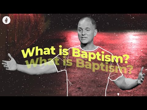 What's the deal with baptism?  Sounds Questionable  Carl Kuhl