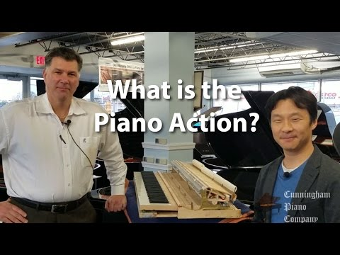 What is a Piano Action?