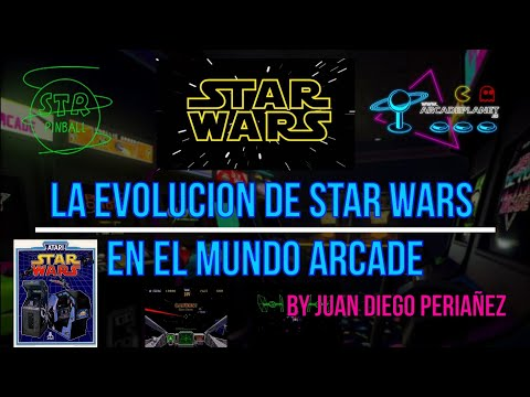 #4-AZM la evolucion de star wars en el mundo arcade By Juan Diego