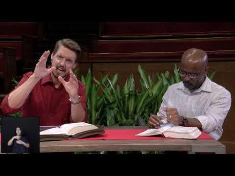 Sermon - 05/31/2020 - Pastor Ben Anderson and Pastor Greg Brewer - Christ Church Nashville