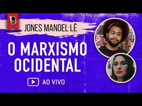 Jones Manoel lê O MARXISMO OCIDENTAL, de Domenico Losurdo