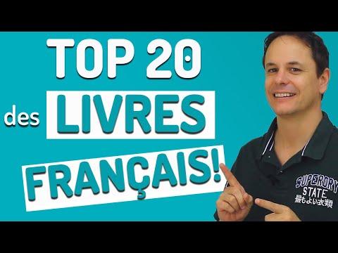 Les 20 Meilleurs Livres Français pour Apprendre le Français 📚