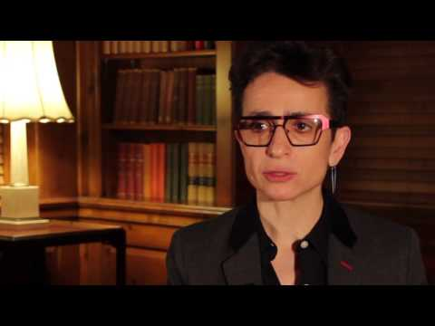 An interview with Masha Gessen -- Amherst College January 26, 2017